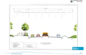 SCDOT rendering of the proposed I-526 extention