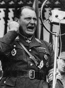 circa 1935: Hermann Wilhelm Goering (1893 - 1946), (Photo by Three Lions/Getty Images)