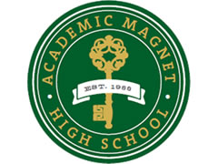 Academic_Magnet_High_School_logo